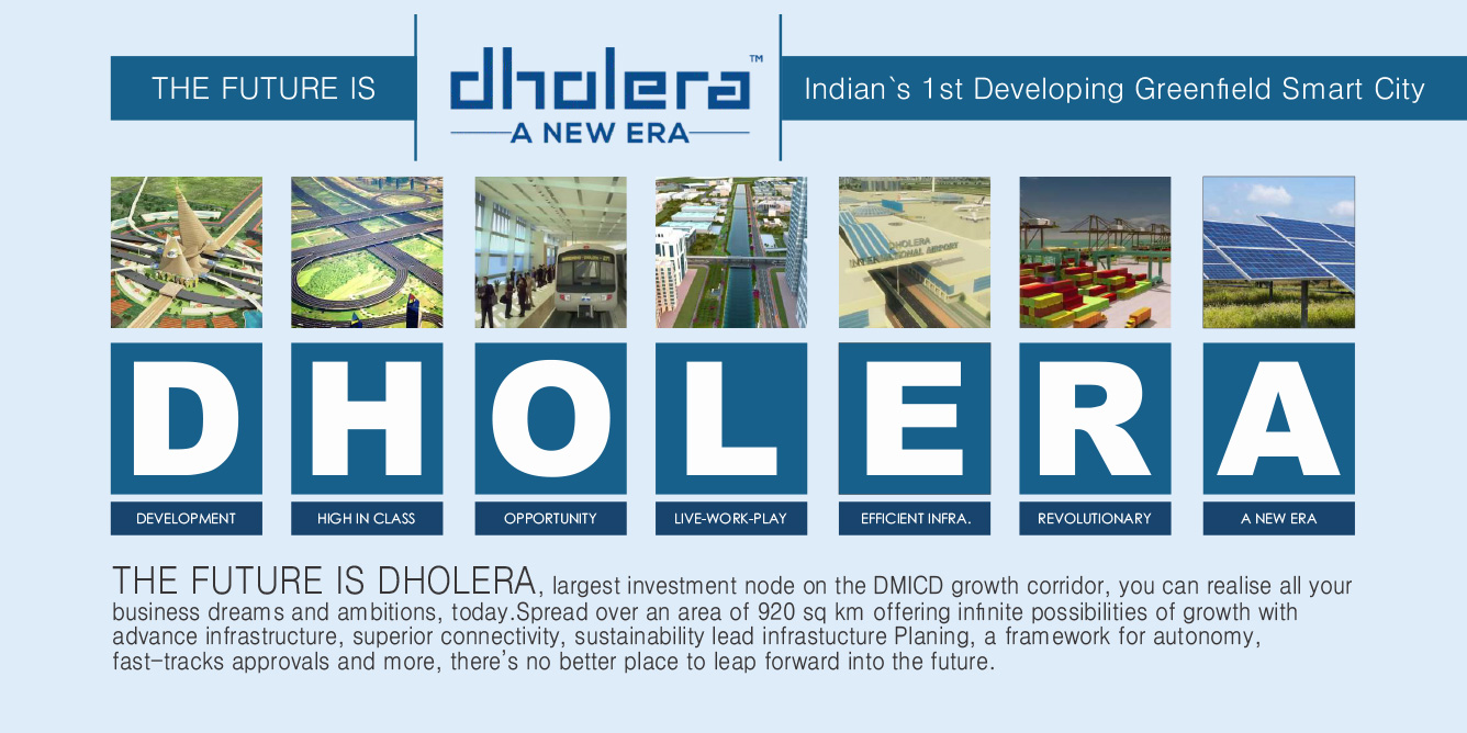 industrial plot investment in Dholera Sir