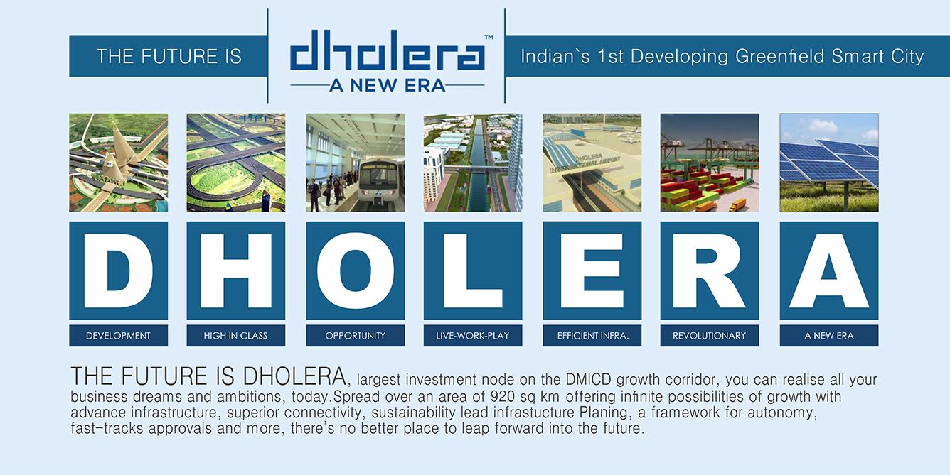 dholera sir investment